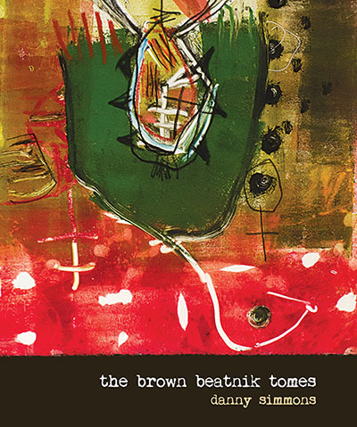 the brown beatnik tomes book cover